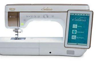 Luminaire/Solaris Embroidery Machine Training