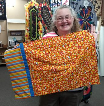 Learn to Sew 3–Pillowcase