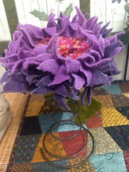 Bed Spring Flower